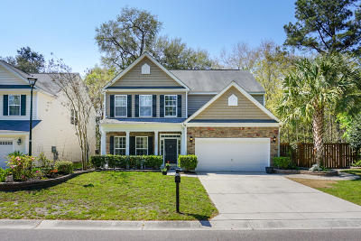 Summerville Single Family Home For Sale: 1004 Waterside Landing Way