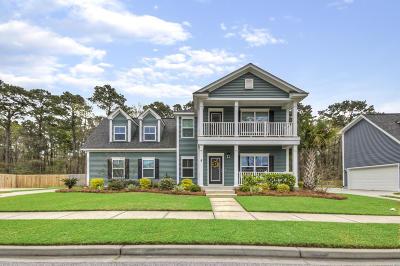 Johns Island Single Family Home For Sale: 2812 Ortega Drive
