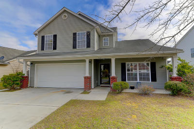 Summerville Single Family Home For Sale: 437 Dovetail Circle