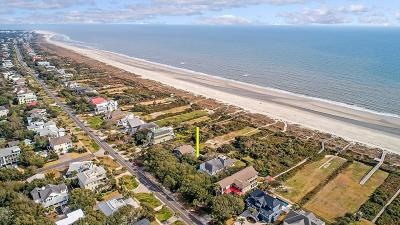 Isle Of Palms Single Family Home For Sale: 2910 Palm Boulevard