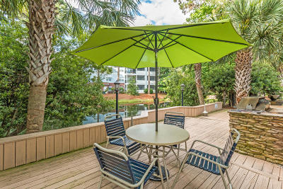 Charleston Single Family Home For Sale: 1025 Riverland Woods Place #222