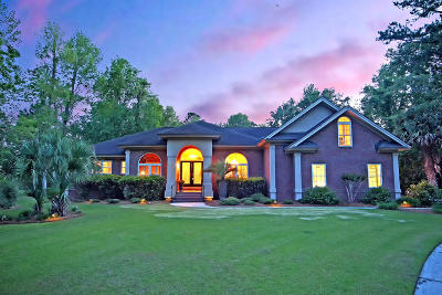 Single Family Home For Sale: 4002 Colonel Vanderhorst Circle