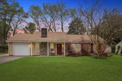Charleston Single Family Home For Sale: 310 E Shore Lane