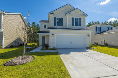 Summerville Single Family Home For Sale: 395 Sanctuary Park Drive