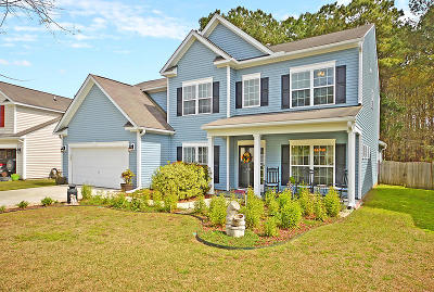 Ladson Single Family Home For Sale: 135 Sweet Alyssum Drive