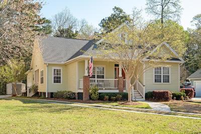 Charleston Single Family Home For Sale: 206 N Ainsdale Drive