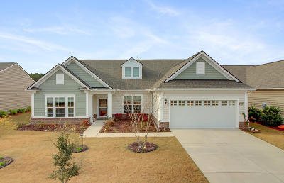 Summerville Single Family Home For Sale: 306 Regatta Way