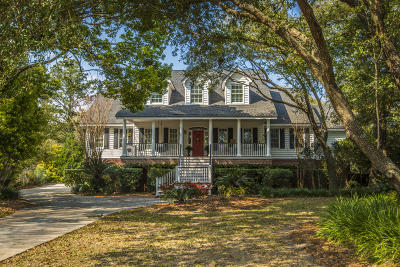 Charleston Single Family Home For Sale: 906 Kushiwah Creek Court