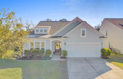 Charleston Single Family Home For Sale: 1590 Pixley Street