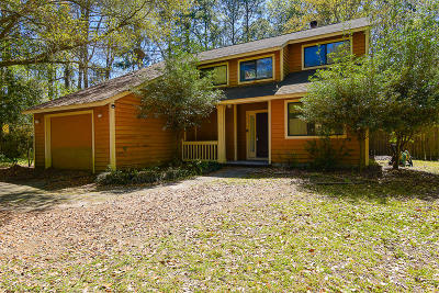 Charleston Single Family Home Contingent: 2723 Treetop Court