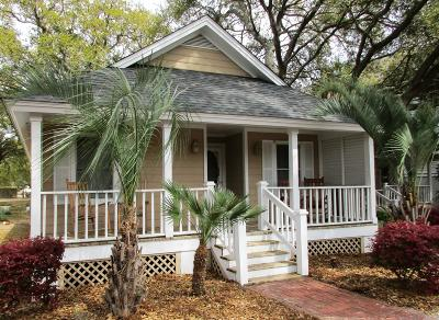 Isle Of Palms Single Family Home For Sale: 4 Morgans Cove Drive