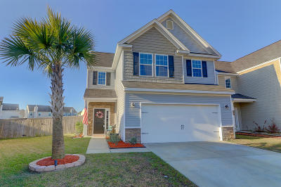 Summerville Single Family Home For Sale: 405 Turnbridge Lane