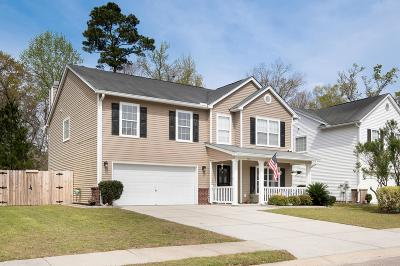 Summerville Single Family Home For Sale: 5121 Morrow Lane