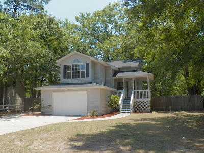 North Charleston Single Family Home For Sale: 8212 Continental Court