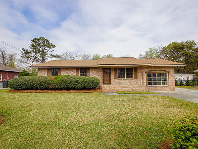 Charleston Single Family Home For Sale: 18 Ophir Drive