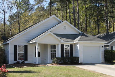 Summerville Single Family Home For Sale: 107 Trickle Drive