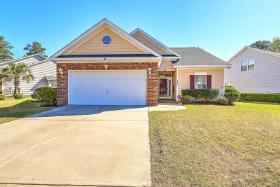 Summerville Single Family Home For Sale: 4976 Franconia Drive