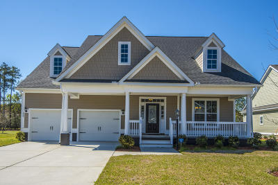 Legend Oaks Plantation Single Family Home Contingent: 325 Silver Cypress Circle