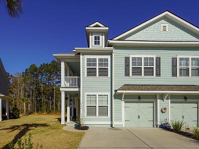 Mount Pleasant Attached For Sale: 2119 Oyster Reef Lane