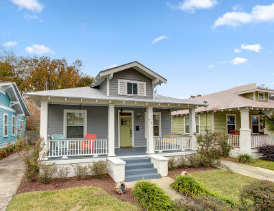 Charleston Single Family Home For Sale: 70 Maple Street