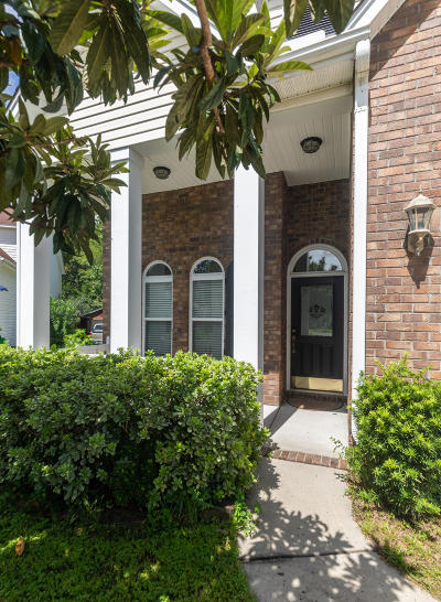 Charleston Single Family Home For Sale: 1761 Wayah Drive