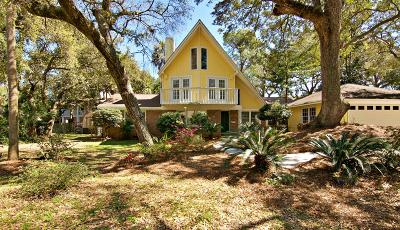 Isle Of Palms Single Family Home For Sale: 14 20th Avenue