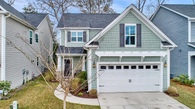 Charleston Single Family Home For Sale: 2406 Tepals Lane