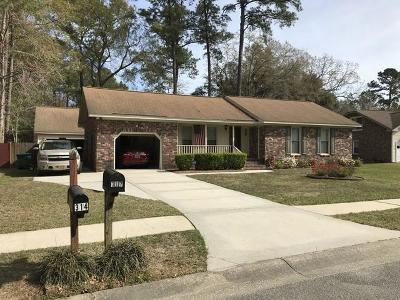 Summerville Single Family Home For Sale: 317 Summercourt Drive