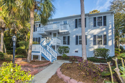 Isle Of Palms Single Family Home For Sale: 14 Sand Dollar Drive