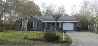 Summerville Single Family Home For Sale: 102 Joseph Court