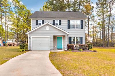 Summerville Single Family Home For Sale: 136 Coronet Street