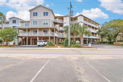 Folly Beach Attached For Sale: 114 E Arctic Avenue #C101