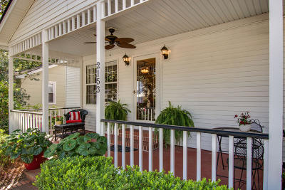 Charleston Single Family Home For Sale: 2153 Welch Avenue