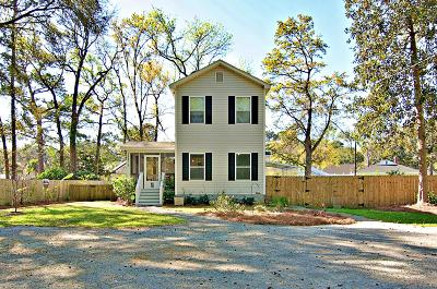 Charleston Single Family Home For Sale: 1881 Halo Lane