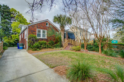 Charleston Single Family Home Contingent: 194 Grove Street