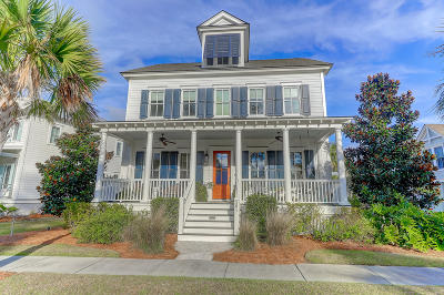 Mount Pleasant Single Family Home For Sale: 505 Gilberts Landing
