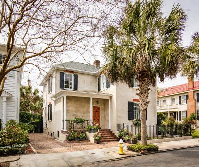 Charleston Single Family Home For Sale: 73 Lenwood Boulevard