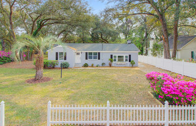 Charleston Single Family Home For Sale: 1215 Taliaferro Avenue