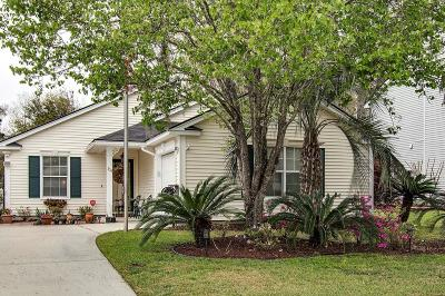 Charleston Single Family Home For Sale: 104 Droos Way