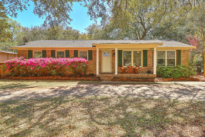 Charleston Single Family Home For Sale: 1523 Fort Johnson Road