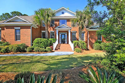 Mount Pleasant Single Family Home For Sale: 2323 Darts Cove Way