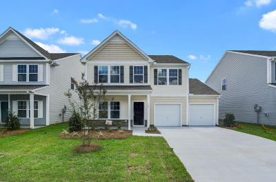 Summerville Single Family Home For Sale: 390 Dunlin Drive #100