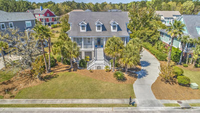 Charleston Single Family Home For Sale: 1014 Rivershore Road