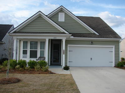 Summerville Single Family Home For Sale: 201 Fall Crossing Place