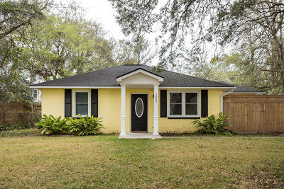 North Charleston Single Family Home For Sale: 1062 Bexley Street