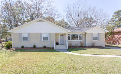 Charleston Single Family Home For Sale: 729 W Oak Forest Drive
