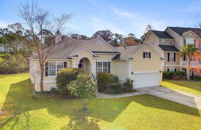 Mount Pleasant Single Family Home Contingent: 1449 Oakhurst Drive