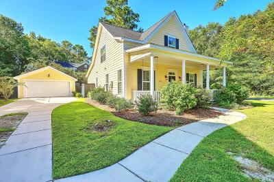 Mount Pleasant Single Family Home Contingent: 1301 Carol Oaks Drive