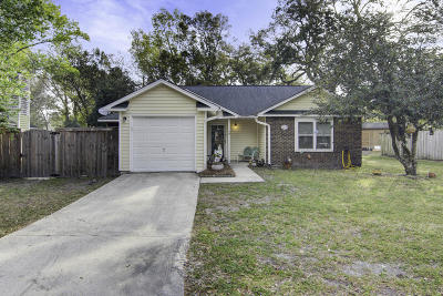 Charleston Single Family Home For Sale: 1123 Landsdowne Drive
