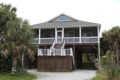 Edisto Beach Single Family Home For Sale: 511 Pompano Road
